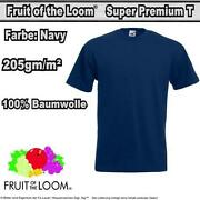 Fruit of The Loom T-shirt Premium