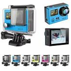 SJ9000 4K ACTION ONDERWATER CAMERA WIFI DUAL SCREEN Gratis V