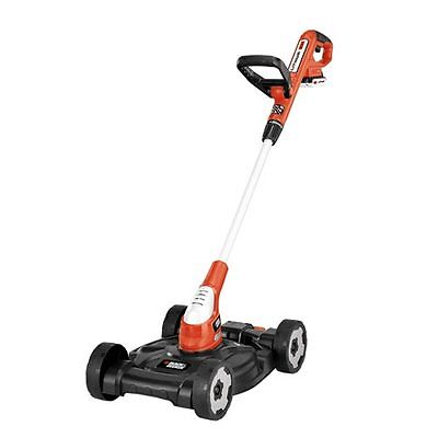 BLACK+DECKER MTC220 12-Inch 20V MAX Lithium Cordless 3-in-1