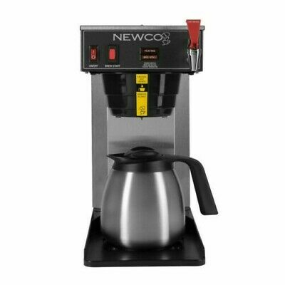 Newco Ace-ts Automatic Thermal Dispenser Coffee Brewer - 354084 Telescoping