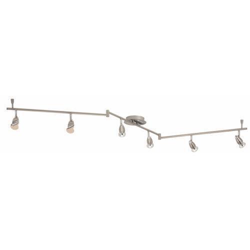 track lighting juno hampton bay led new used ebay. Black Bedroom Furniture Sets. Home Design Ideas