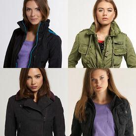 Women's Superdry Jackets