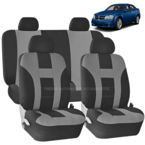 dodge journey seat covers ebay. Black Bedroom Furniture Sets. Home Design Ideas