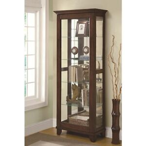 Looking for a Curio cabinet (inexpensive) Cornwall Ontario image 1