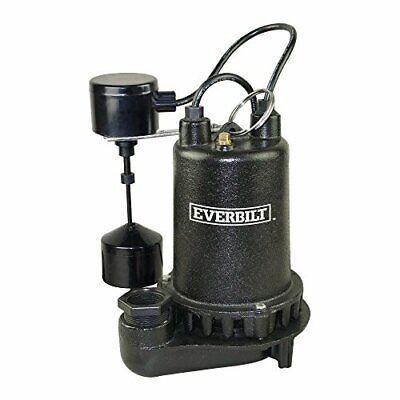 Everbilt 3/4 HP Professional Sump Pump PSSP07501VD