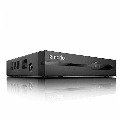 Zmodo / Funlux 4 Channel 720P NVR Recorder ZP-NE14-S1 ZP-NE14-S NS-S41E-S NO HDD