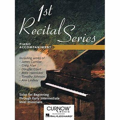 1ST RECITAL SERIES PIANO ACCOMPANIMENT FOR VIOLA MUSIC BOOK-BRAND NEW ON SALE!! 1 Viola Music Book
