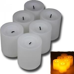flammenlose kerzen g nstig online kaufen bei ebay. Black Bedroom Furniture Sets. Home Design Ideas