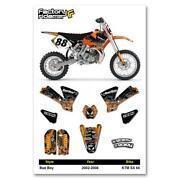 2002 KTM Graphics