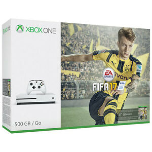 Xbox One S 500GB FIFA 17 Bundle **Brand new ** West Island Greater Montréal image 3