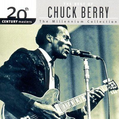 Chuck Berry   20Th Century Masters  Collection  New Cd