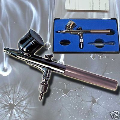 AIRBRUSH PISTOLE AIRBRUSH GUN 0.3MM COLOR MODELLBAU LACKIERUNG NAILART AG4