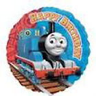 Birthday, Child Party Balloons Trains
