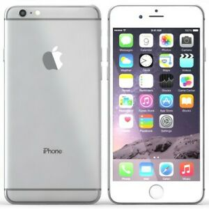 White/Silver iPhone 6+ (new)