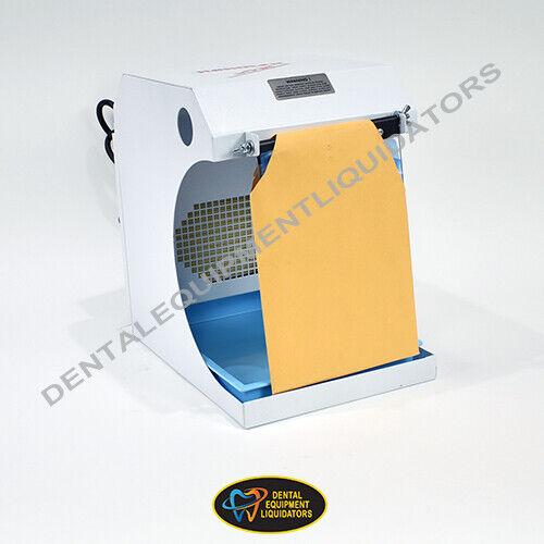 Dental Laboratory Dust Collector Handler 550 Porta-Vac Bench Top NO Light