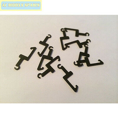 X8389 Hornby Spare Coupling Hooks (x10) for Various Wagons and Coaches