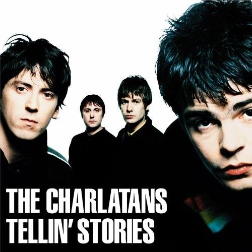 THE CHARLATANS - TELLIN' STORIES-EXPANDED 2 CD NEU