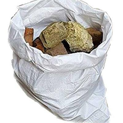 Woven Polypropylene Rubble Builder Sacks Bags 22 x 30