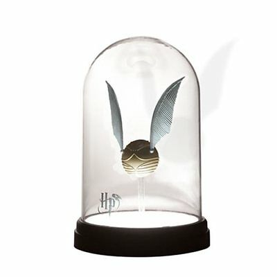 Bell Jar Collection - Paladone Harry Potter NEW * Golden Snitch Bell Jar Light * Accent Lamp Quidditch