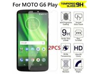 Moto G6 Play TEMPERED GLASS Screen Protector