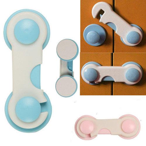 10X-Box-Drawer-Cupboard-Cabinet-Wardrobe-Door-Fridge-Safe-Safety-Lock-f-Baby-Kid
