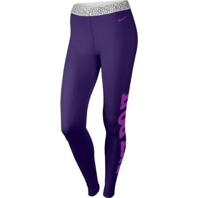 Nike Pro Core Hyperwarm Compression Tight Leggings Pants 640959 547 Size MEDIUM -