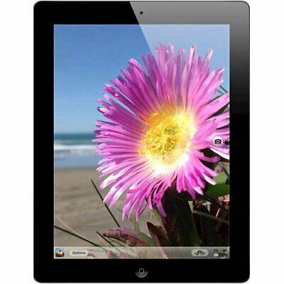 """Apple iPad 4th Gen., 16GB, Wi-Fi, 9.7"""" - Black (MD510LL/A)"""