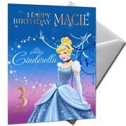 Disney Princess Cards
