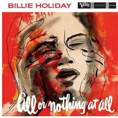 Billie Holiday All Or Nothing At All Mono Version 2LP 200G 45RPM