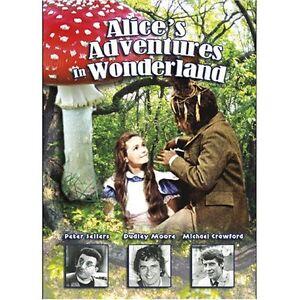 Alice's Adventures In Wonderland-Peter Sellers,Dudley Moore +