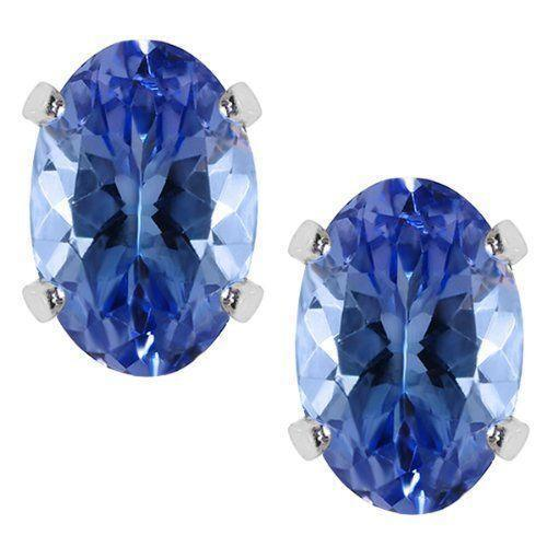 Tanzanite Buying Tanzanite: AAA Tanzanite Earrings