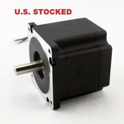 2pcs Nema34 640 Oz-in 4.5a Stepper Motor Kl34h280-45-4a