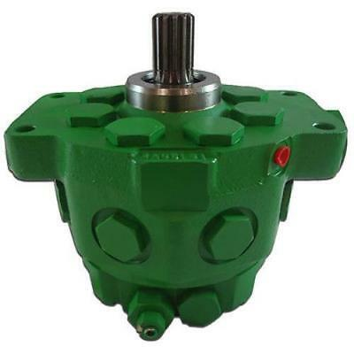 Hydraulic Pump John Deere 4010 4030 5010 Discharge 1 116