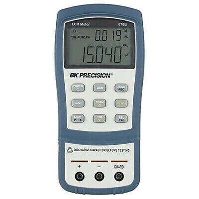 Bk Precision 878b Dual-display Handheld Lcr Meter 40000 Count