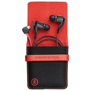 Plantronics BackBeat GO 2 Bluetooth In-Ear Headphones w Charger