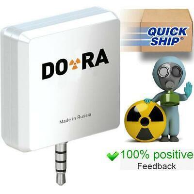 Dosimeter Do-ra Smartphone Radiometer Geiger Counter Radiation Detector Nuclear