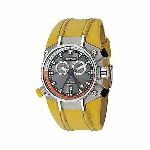 Sector Men's 42195 Series Chrono Alarm Quartz suisse 3271695125