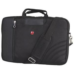 "SWISSGEAR SWG0102 17.3"" Laptop Case - Black (New Other)"