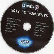 3D Demo Disc