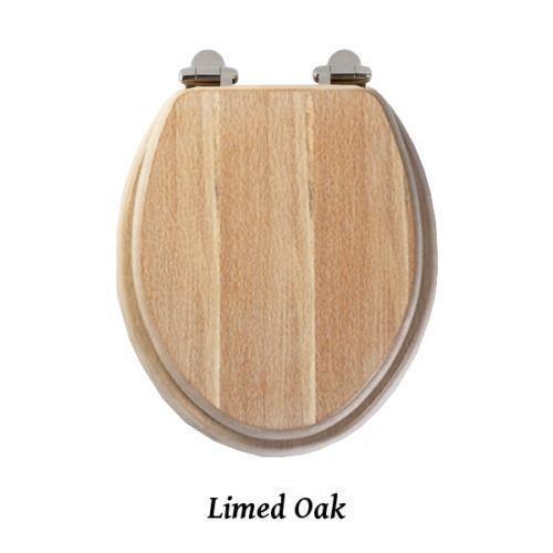 Oak Wooden Toilet Seat EBay