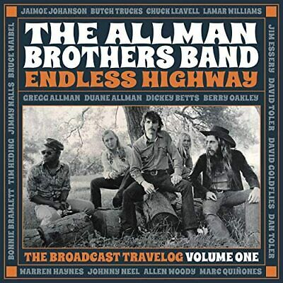 The Allman Brothers Band-Endless Highway-The Broadcast Travelog Volume One 6CD