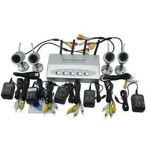 Outdoor Wireless Security Camera | eBay