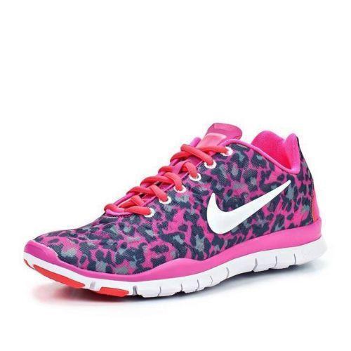 Nike Free Cheetah Print Shoes