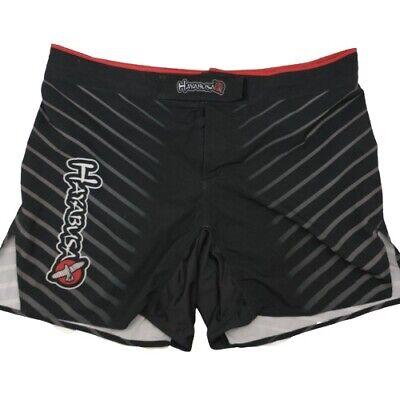 Hayabusa Men's 36 MMA Shorts Kickboxing BJJ Training Boxing Jiu Jitsu Shorts