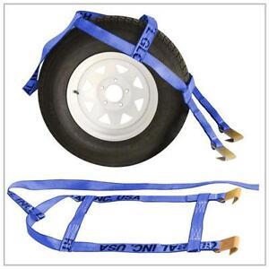 tow dolly straps ebay