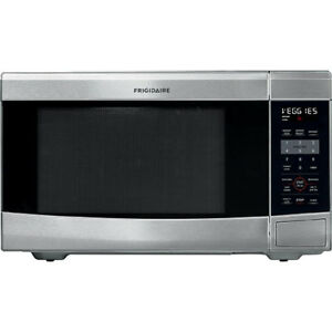 * Frigidaire 1.6 Cu. Ft. Microwave CFCE1638LS Stainless Steel