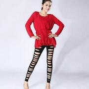 Womens Knit Leggings