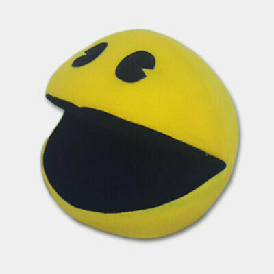 """Movie Pixels Pac-man Pacman Plush Toys Stuffed Doll Arcade 1Up Collectible 2.5"""""""