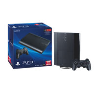 PS3 12GB Slim Console, 1 controller, HDMI cord and NHL '12