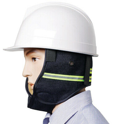 Helmet Ear Muffs Construction Night Work Safety Protection Cotton Material 10ea